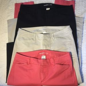 BUNDLE Old Navy Pixie Pants